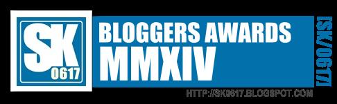 [SK/0617] BLOGGERS AWARDS MMXIV